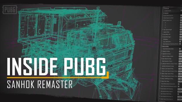 Inside PUBG - Sanhok Remaster | PUBG