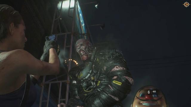 Resident Evil 3 Remake Trainer +12