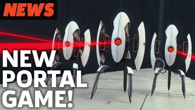 New Portal Game Is Not What You Expect - GS News Roundup