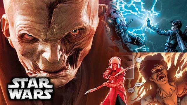 Star Wars: The Last Jedi Trailer 2 FULL BREAKDOWN! Every