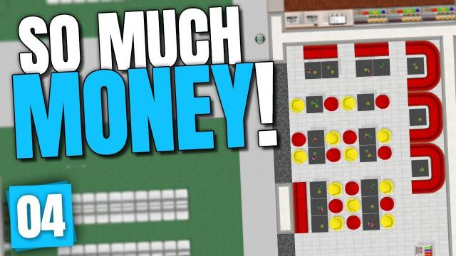Restaurants, Shops, and SO MUCH MONEY! | Airport CEO (Part 4)