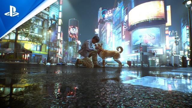 Ghostwire: Tokyo - Pet the Dog | PS5
