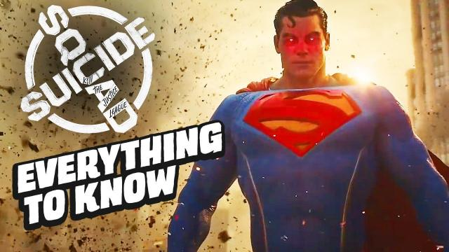 Suicide Squad: Kill The Justice League - Everything We Know So Far...