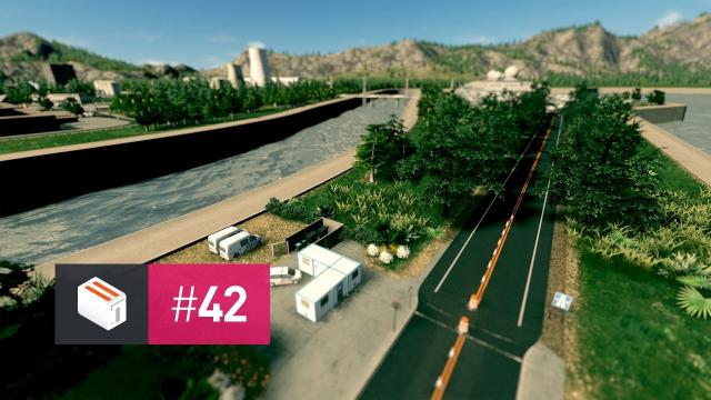Let's Design Cities Skylines — EP 42 — The Data Center