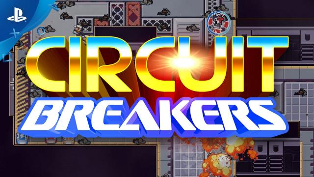 Circuit Breakers - Shoot All Robots Gameplay Trailer | PS4