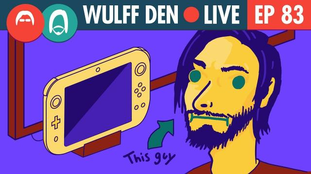 """""""This Guy"""" Predicted the Nintendo Switch 2 Years Early - Wulff Den Live Ep 83"""