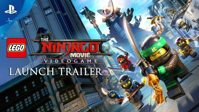 LEGO Ninjago Movie Video Game - Ninja-gility Vignette | PS4