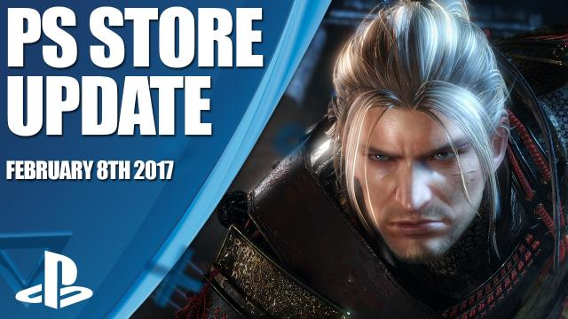 PlayStation Store Highlights - 8th February 2017