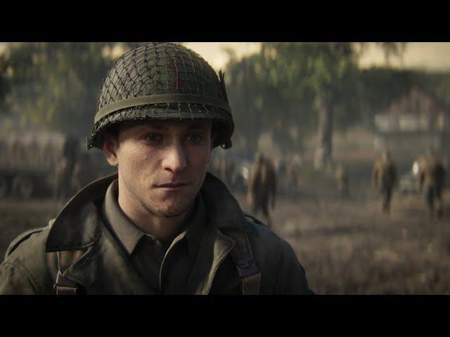 Call of Duty®: WWII - Знакомство с отрядом: Цуссман [RU]