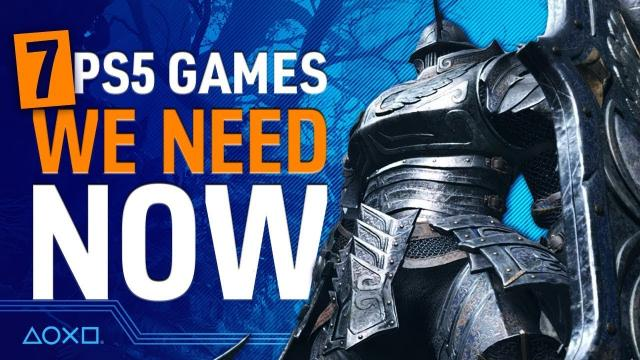 7 PS5 Games We Want To Play Right Now