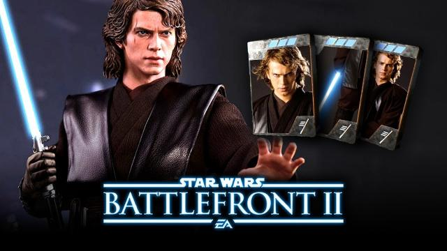 Anakin Skywalker Hero Abilities: How They Could Work in Star Wars Battlefront 2