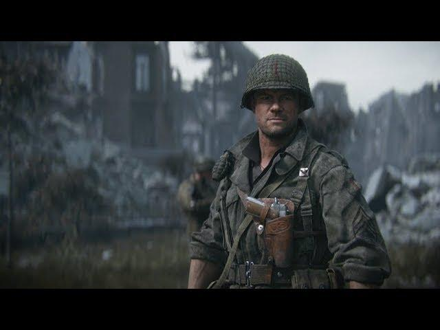 Call of Duty®: WWII - Meet the Squad: Pierson [UK]