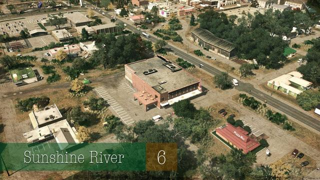 EXPANDING THE MAIN TOWN - Cities Skylines: Sunshine River - ep.6