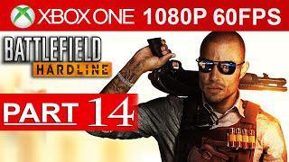 Battlefield Hardline Gameplay Walkthrough Part 14 [1080p HD 60FPS] - No Commentary