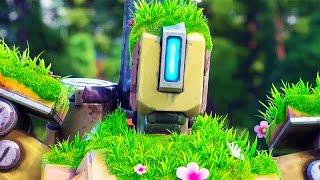 OVERWATCH ALL Animated Shorts Full Movie With The Last Bastion Short Trailer - PS4/XBOX ONE/PC