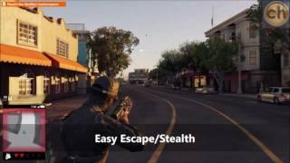 Watch Dogs 2 +10 Trainer
