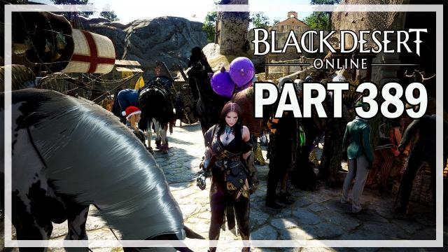Black Desert Online - Dark Knight Let's Play Part 389 - Enhancing Offin Gauntlet