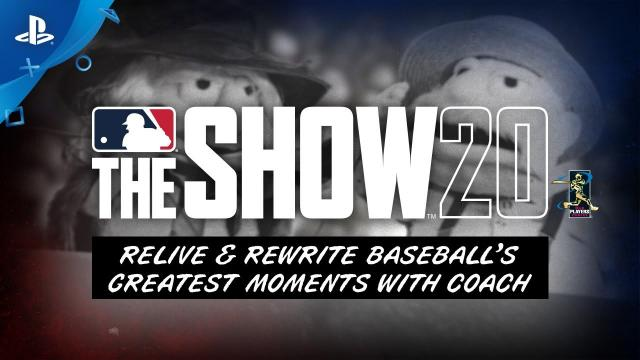 MLB The Show 20 - New Mickey Mantle Moments | PS4