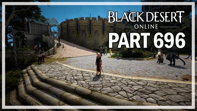 GRANDIHA - Dark Knight Let's Play Part 696 - Black Desert Online