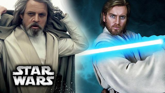 Star Wars Episode 8 - Who Has Obi-Wan Kenobi's Lightsaber? (The Last Jedi Theory Revealed)