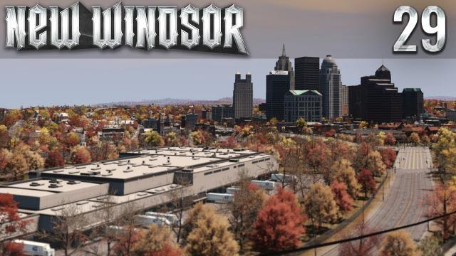 Industry! - Cities Skylines: New Windsor - Part 29 -