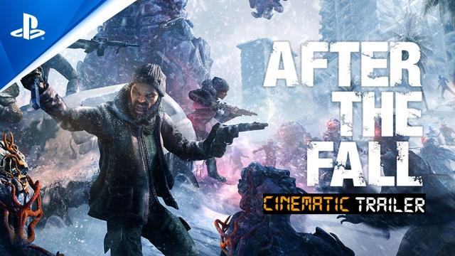 After the Fall - Cinematic Trailer | PS VR