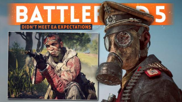 """Battlefield 5 Sales """"DIDN'T MEET OUR EXPECTATIONS"""", Says EA (Marketing & No Battle Royale To Blame)"""