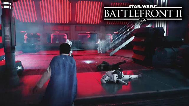 Star Wars Battlefront 2 New Multiplayer Gameplay Bossk