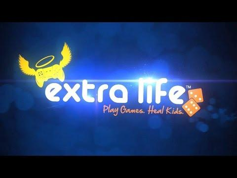 24 Hour Charity Livestream - Extra Life Day [Nov 7]