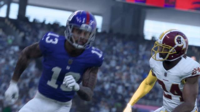 What's New in Madden NFL 18