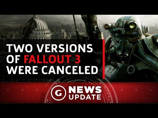 Fallout 3 Had Two Versions That Never Released - GS News Update