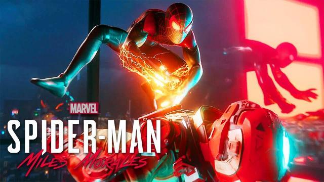 Spider-Man: Miles Morales - Official Trailer Recap