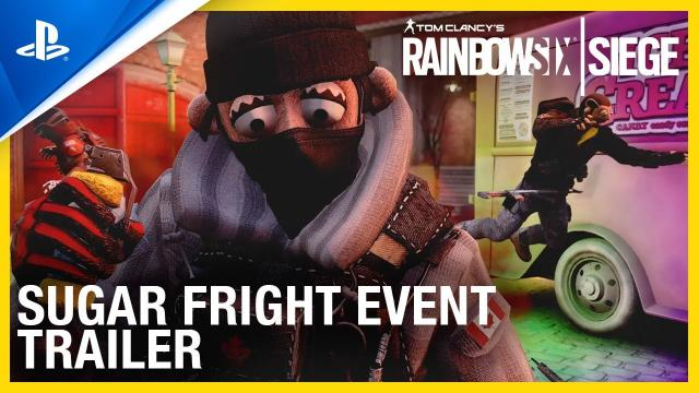 RaInbow Six Siege - Sugar Fright | PS4