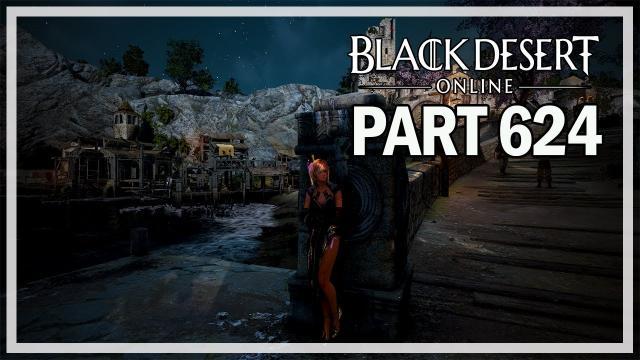 MANOS PICKAXE - Dark Knight Let's Play Part 624 - Black Desert Online