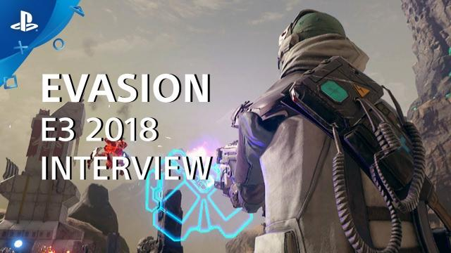 Evasion Interview | PS VR at E3 2018