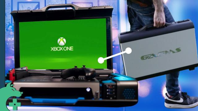 This will make ANY Console Portable... kind of