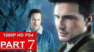 Uncharted 4 Gameplay Walkthrough Part 7 [1080p HD PS4] - No Commentary (Uncharted 4 A Thief's End)