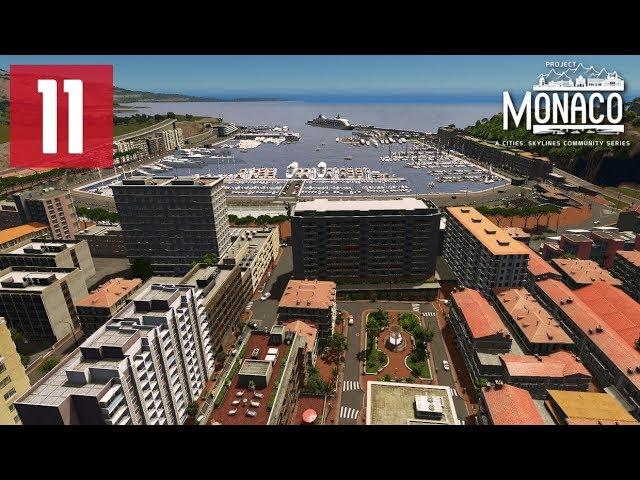 la Condamine - Cities: Skylines: Project: Monaco - EP 11