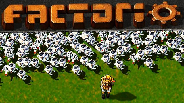 The ROBOTS Now Rule the World! - Factorio 1.0 Let's Play Ep 7