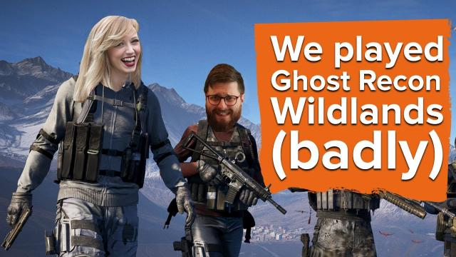 We played Ghost Recon Wildlands and everything went wrong (PS4 gameplay)
