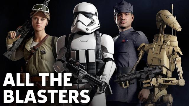 Battlefront 2: Are Blasters Different This Time?