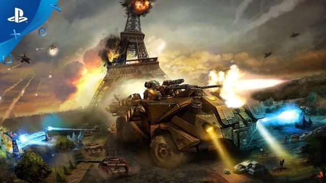 X-Morph: Defense - European Assault DLC Trailer   PS4