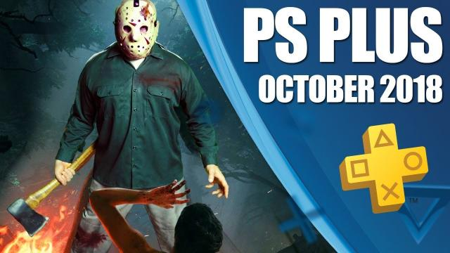 PlayStation Plus Monthly Games - October 2018