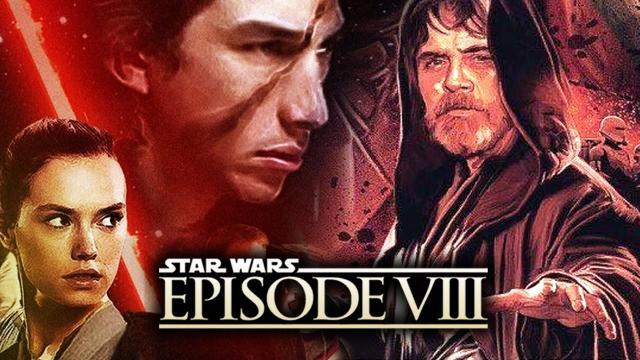 Star Wars Episode 8: The Last Jedi - NEW Luke Skywalker Details! Kylo Ren and Darth Vader!