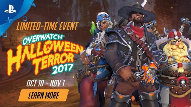 PS4 5.0 Update Out Now & Overwatch Halloween Event Revealed - GS ...
