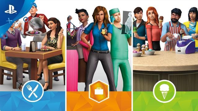 The Sims 4 - Bundle 2 Trailer | PS4