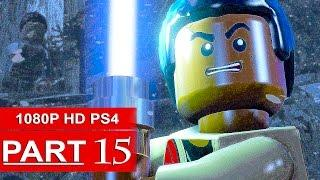 LEGO Star Wars The Force Awakens Gameplay Walkthrough Part 15 [1080p HD PS4] - No Commentary