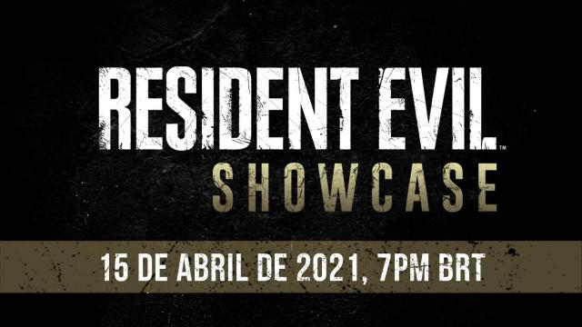 Resident Evil Showcase   Abril de 2021