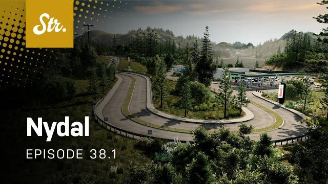 Rest Area (Part 2) — Cities Skylines: Nydal — EP 38.1