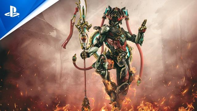 Warframe - Nezha Prime Access Launch | PS4